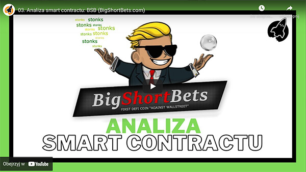 BigShortBets smart contract