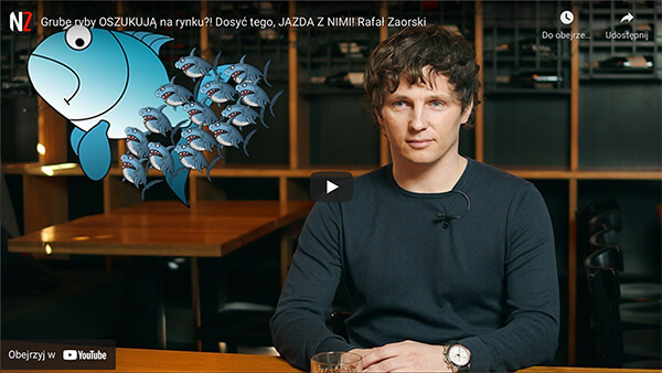 Rafał Zaorski wywiad BigShortBets