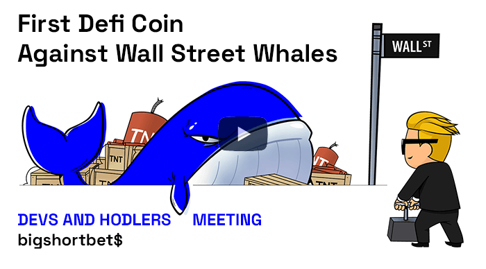 Defi Coin BigShortBets